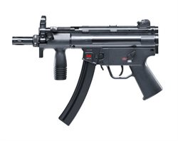 Heckler & Koch MP5 K, Blowback