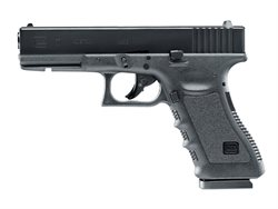 Glock 17, Blowback