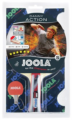 Joola Bordtennisbat Danny Action 6x ******