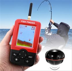 Fish Finder Wireless XJ