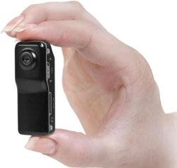 Alcotell Smart Ultra Mini DVR til Micro SD