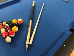 Pool Cue Gamesson 2-delt poolkø  145cm