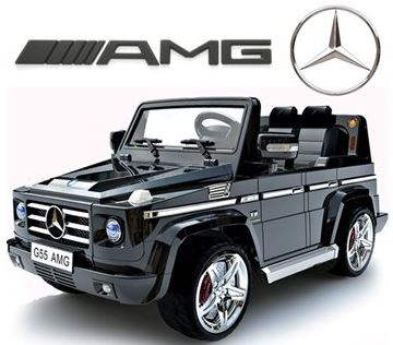 Mercedes G55 2x 12v